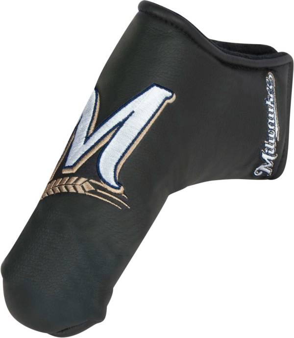 Team Effort Milwaukee Brewers Blade Putter Headcover product image