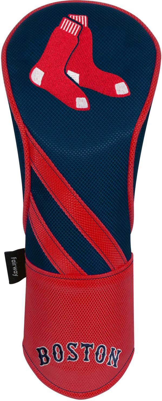 Team Effort Boston Red Sox Fairway Wood Headcover product image