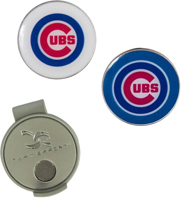 Team Effort Chicago Cubs Hat Clip and Ball Markers Set product image