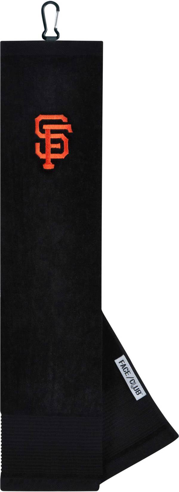 Team Effort San Francisco Giants Embroidered Face/Club Tri-Fold Towel product image