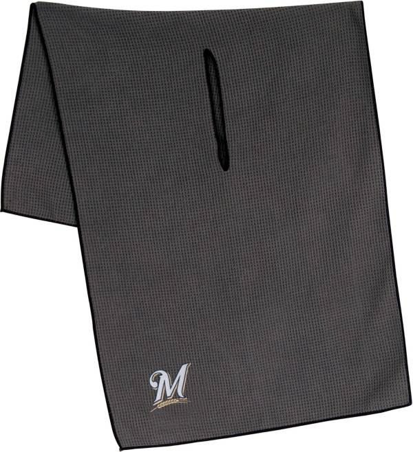 "Team Effort Milwaukee Brewers 19"" x 41"" Microfiber Golf Towel product image"