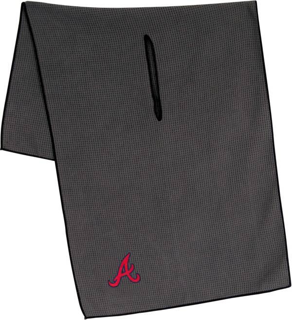"Team Effort Atlanta Braves 19"" x 41"" Microfiber Golf Towel product image"