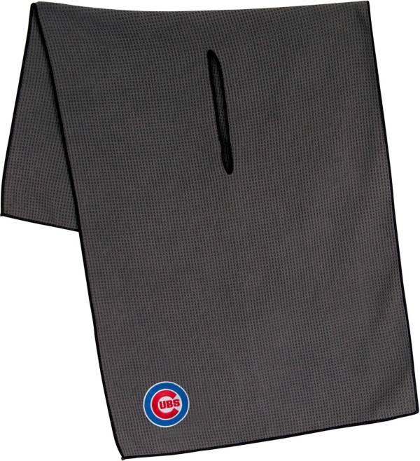 "Team Effort Chicago Cubs 19"" x 41"" Microfiber Golf Towel product image"