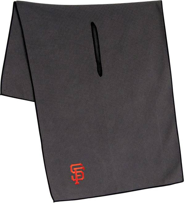 "Team Effort San Francisco Giants 19"" x 41"" Microfiber Golf Towel product image"