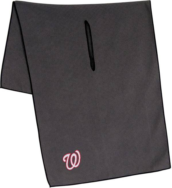"Team Effort Washington Nationals 19"" x 41"" Microfiber Golf Towel product image"
