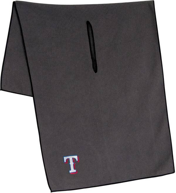 "Team Effort Texas Rangers 19"" x 41"" Microfiber Golf Towel product image"
