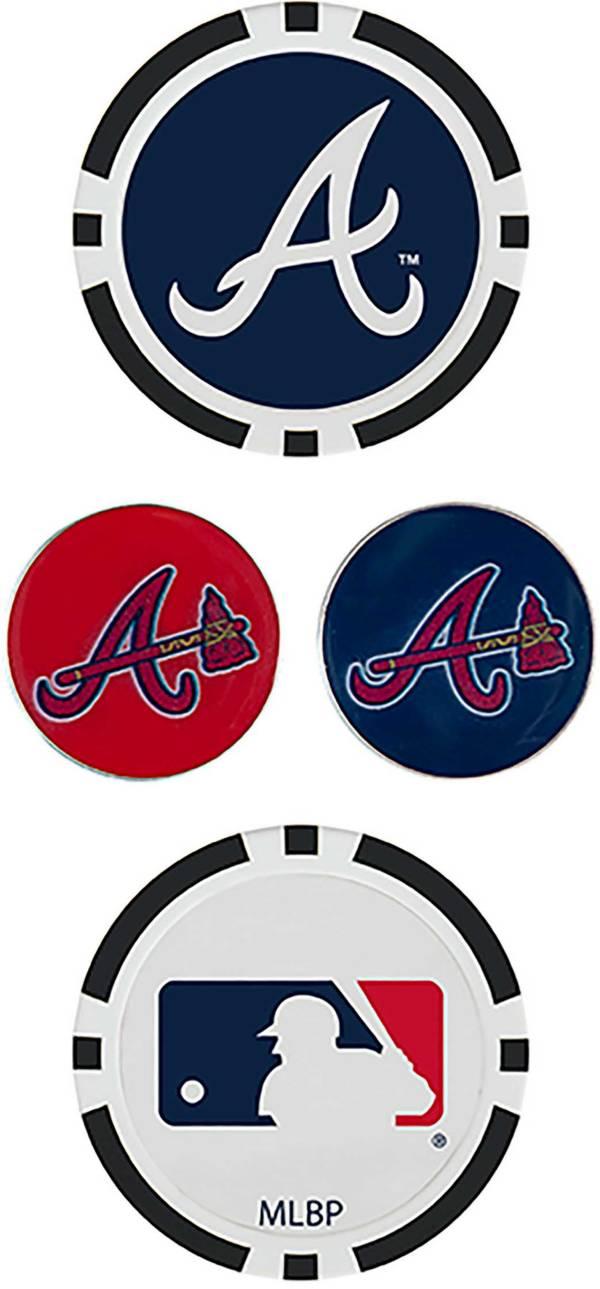 Team Effort Atlanta Braves Ball Marker Set product image