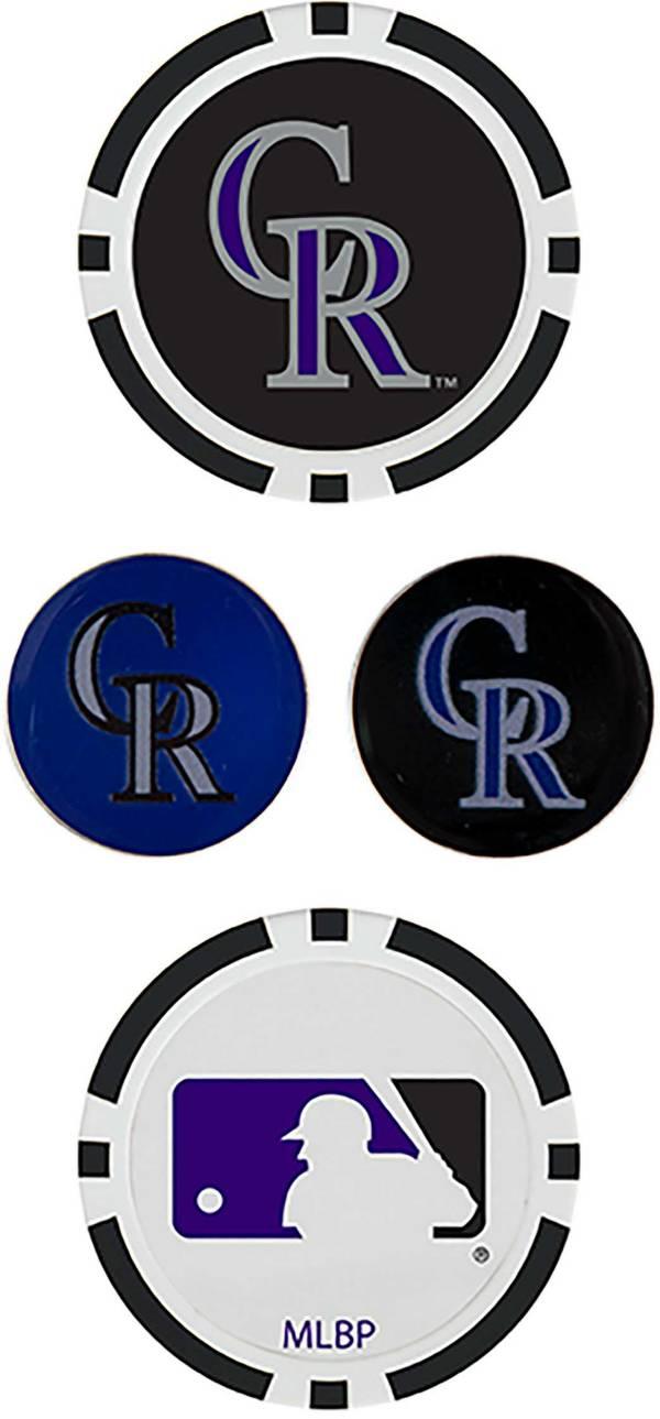 Team Effort Colorado Rockies Ball Marker Set product image