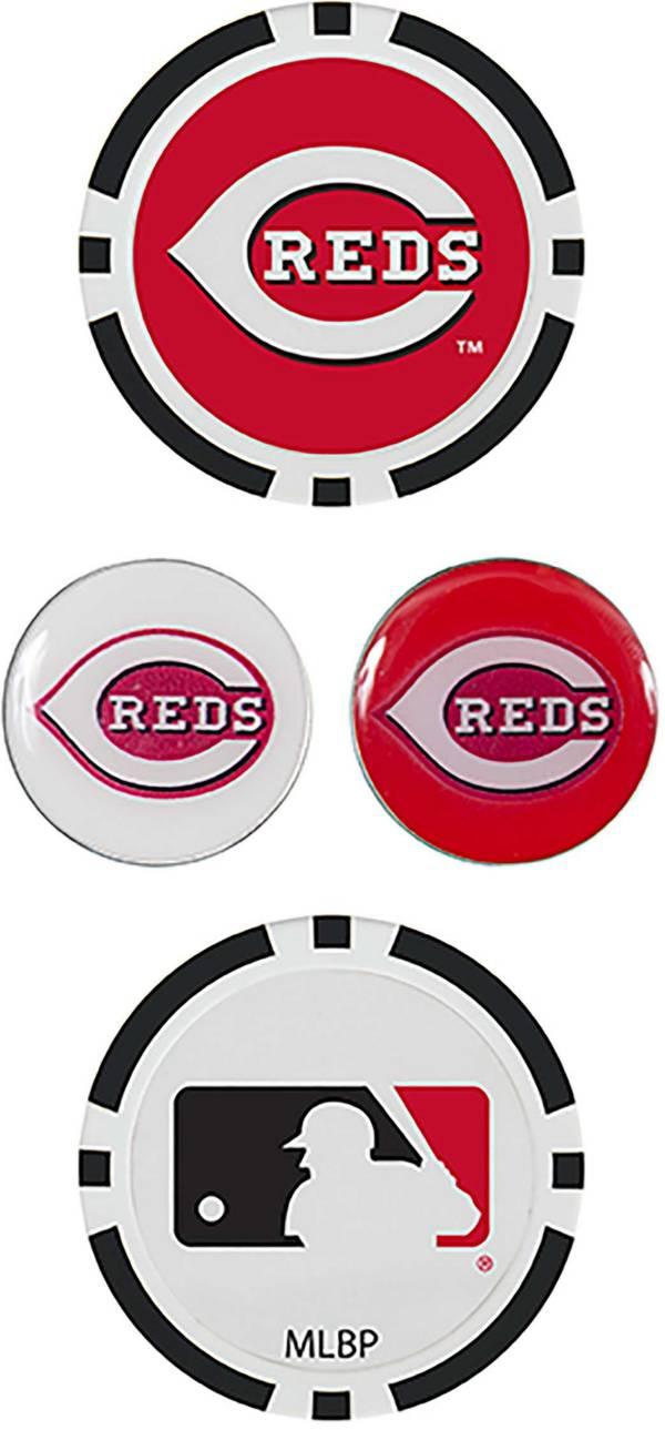 Team Effort Cincinnati Reds Ball Marker Set product image