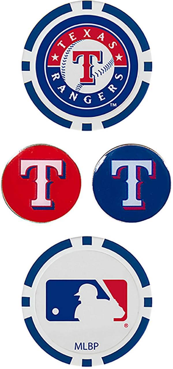 Team Effort Texas Rangers Ball Marker Set product image