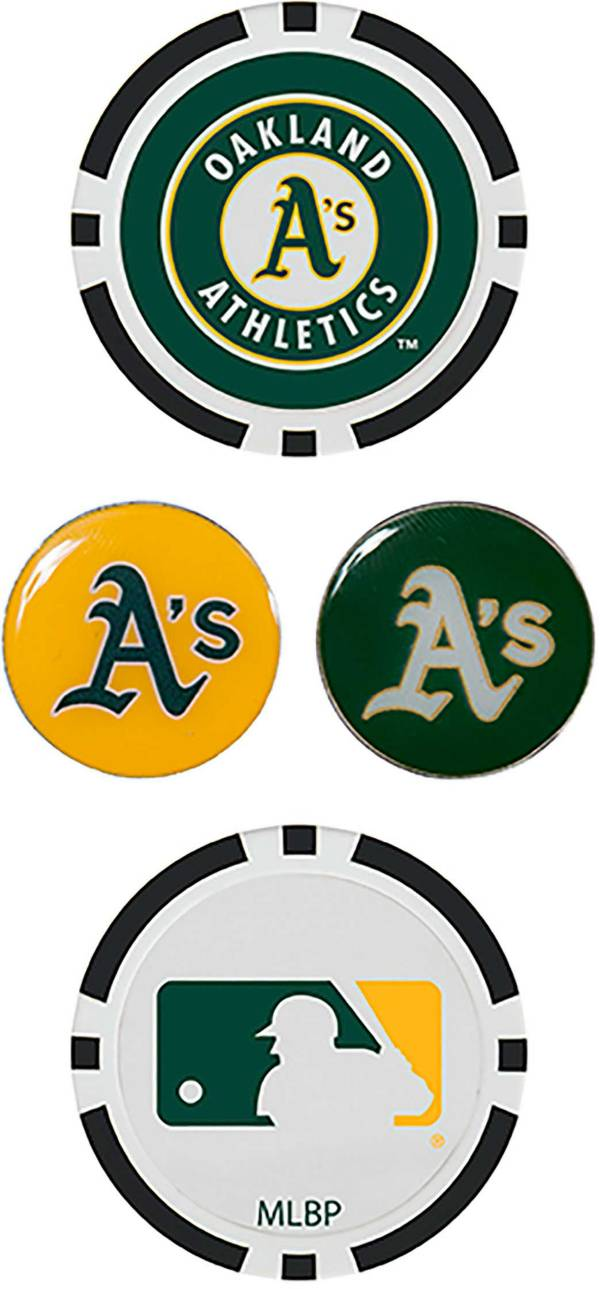 Team Effort Oakland Athletics Ball Marker Set product image