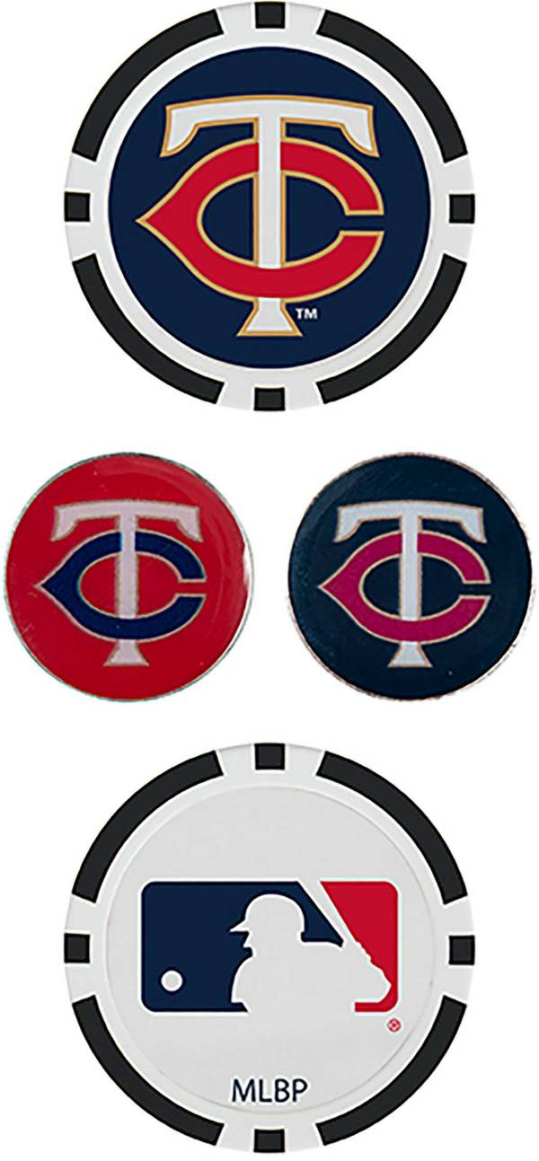 Team Effort Minnesota Twins Ball Marker Set product image