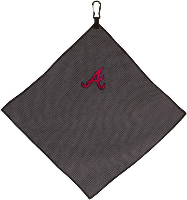"Team Effort Atlanta Braves 15"" x 15"" Microfiber Golf Towel product image"