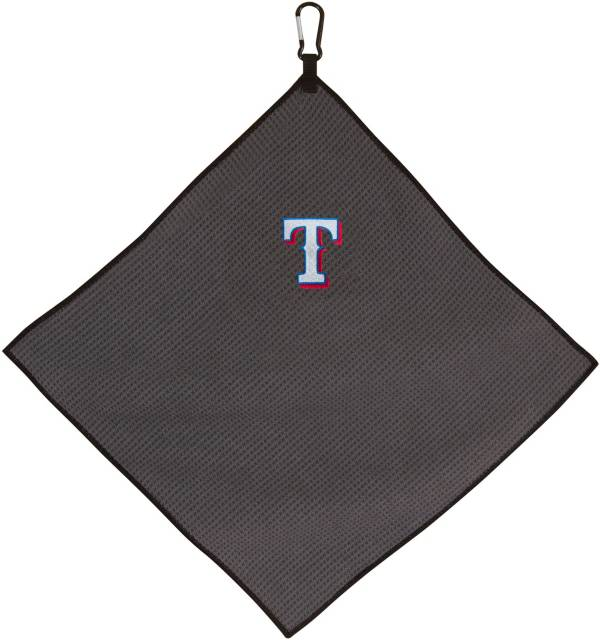 "Team Effort Texas Rangers 15"" x 15"" Microfiber Golf Towel product image"