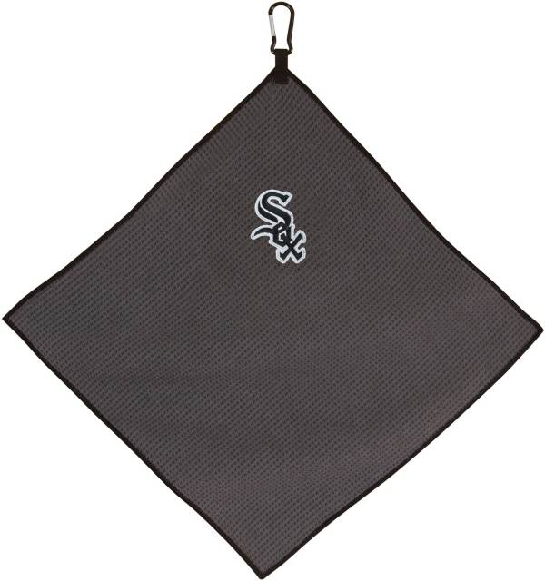 "Team Effort Chicago White Sox 15"" x 15"" Microfiber Golf Towel product image"