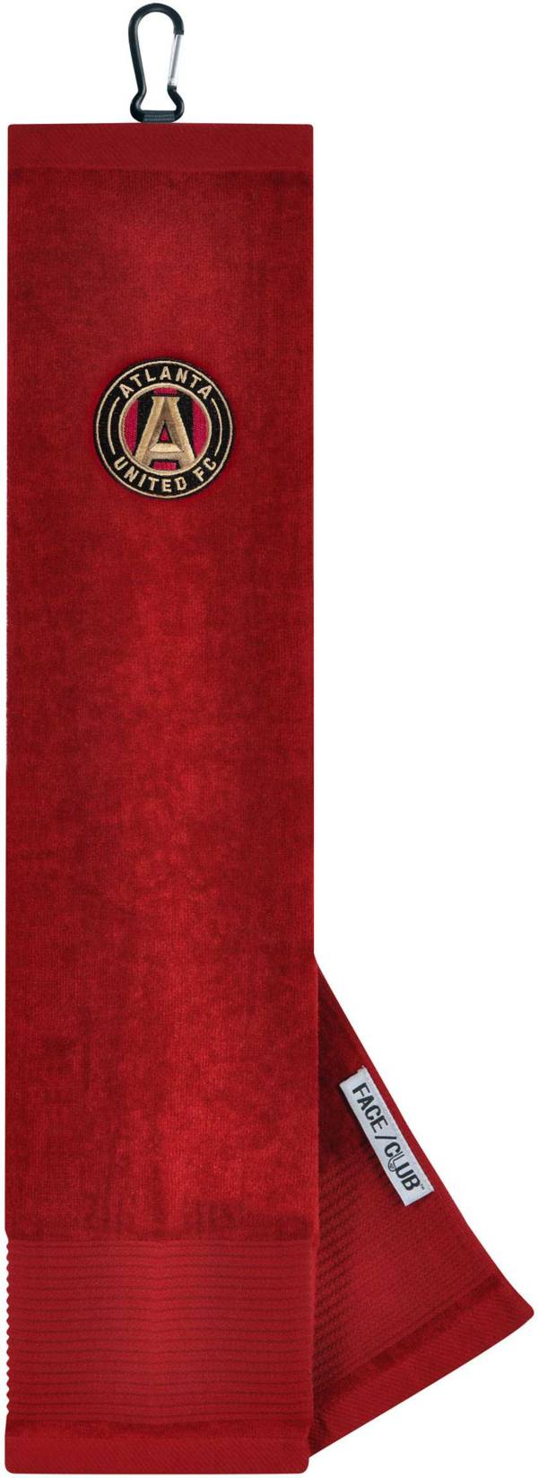 Team Effort Atlanta United Embroidered Face/Club Tri-Fold Towel product image