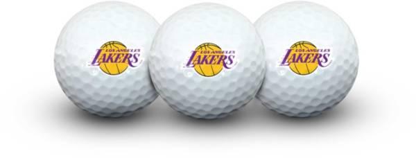 Team Effort Los Angeles Lakers Golf Balls - 3 Pack product image