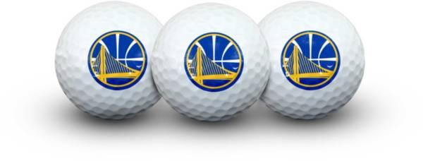 Team Effort Golden State Warriors Golf Balls - 3 Pack product image