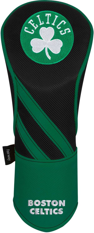 Team Effort Boston Celtics Fairway Wood Headcover product image