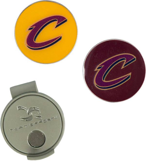 Team Effort Cleveland Cavaliers Hat Clip and Ball Markers Set product image