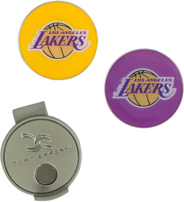 Team Effort Los Angeles Lakers Hat Clip and Ball Markers Set product image