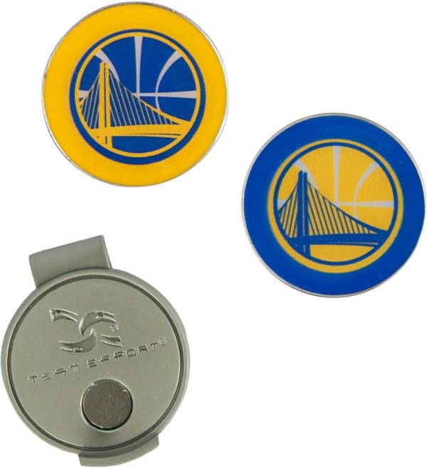 Team Effort Golden State Warriors Hat Clip and Ball Markers Set product image
