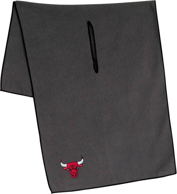 "Team Effort Chicago Bulls 19"" x 41"" Microfiber Golf Towel product image"