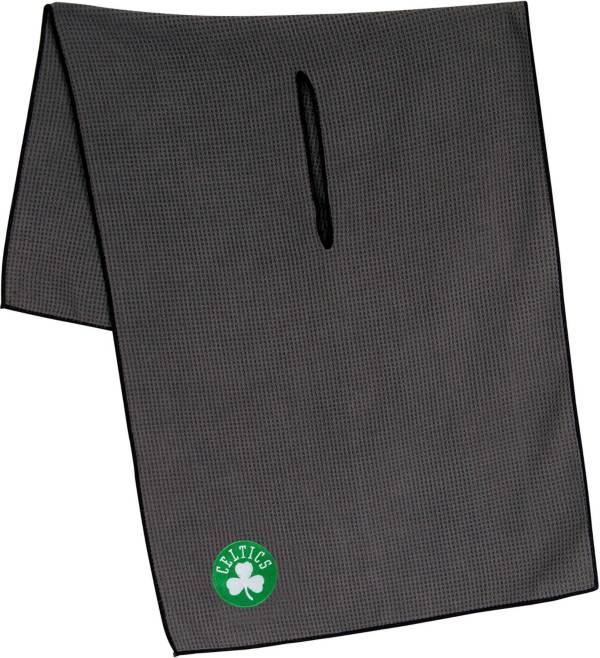 "Team Effort Boston Celtics 19"" x 41"" Microfiber Golf Towel product image"