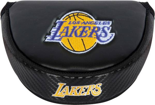 Team Effort Los Angeles Lakers Mallet Putter Headcover product image