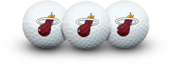 Team Effort Miami Heat Golf Balls – 3 Pack product image