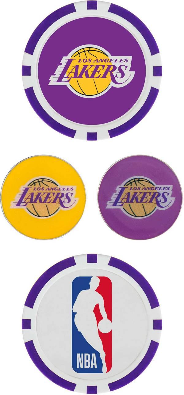 Team Effort Los Angeles Lakers Ball Marker Set product image