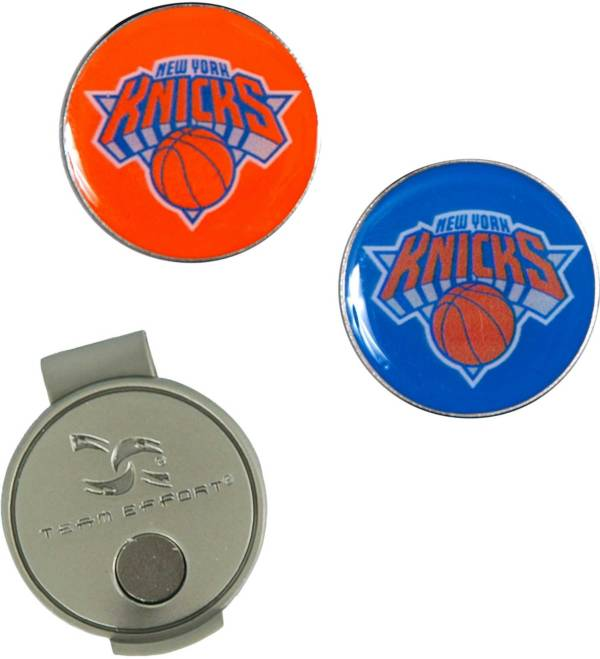 Team Effort New York Knicks Hat Clip and Ball Markers Set product image