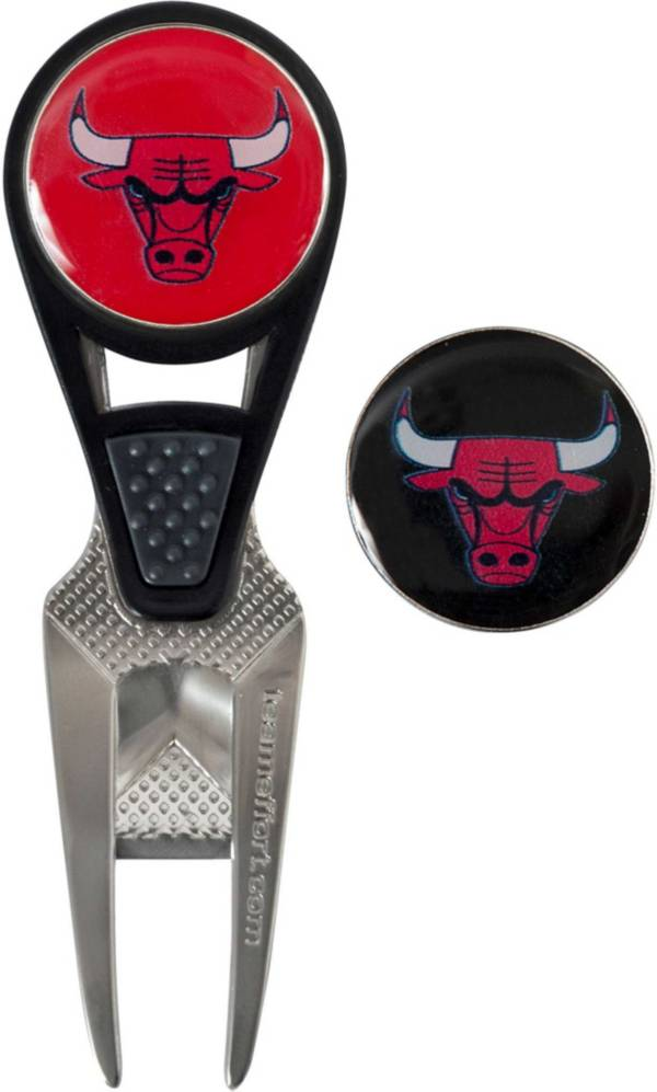 Team Effort Chicago Bulls CVX Divot Tool and Ball Marker Set product image