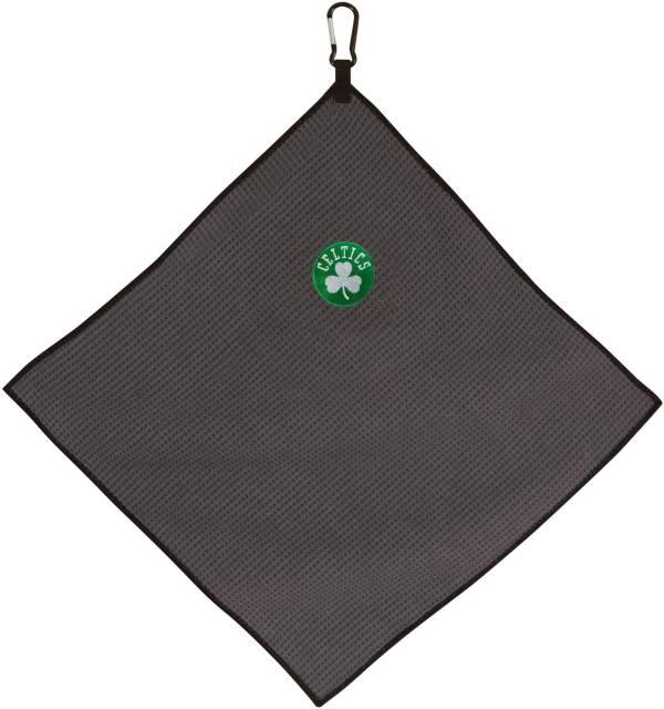 "Team Effort Boston Celtics 15"" x 15"" Microfiber Golf Towel product image"