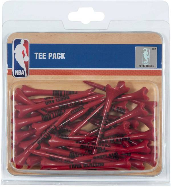 "Team Effort Portland Trail Blazers 2.75"" Golf Tees - 40 Pack product image"