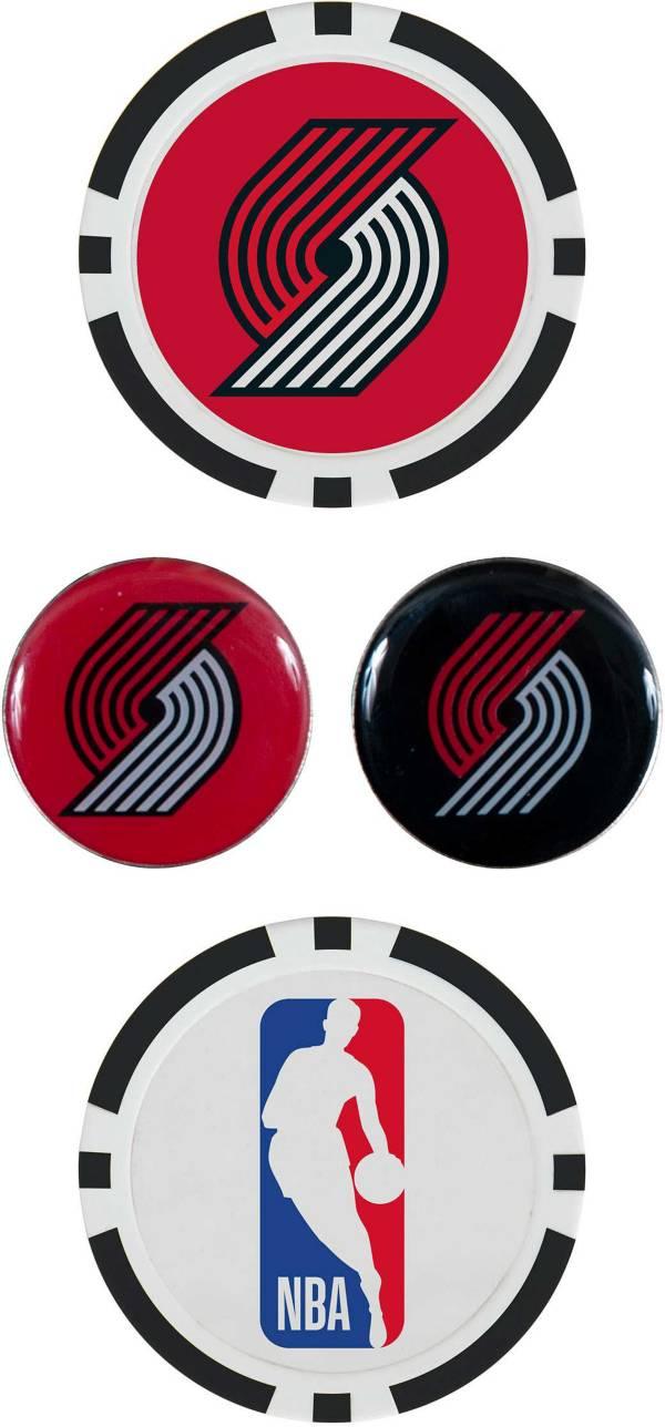 Team Effort Portland Trail Blazers Ball Marker Set product image