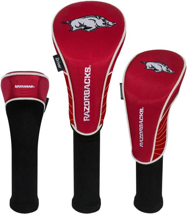 Team Effort Arkansas Razorbacks Headcovers - 3 Pack product image