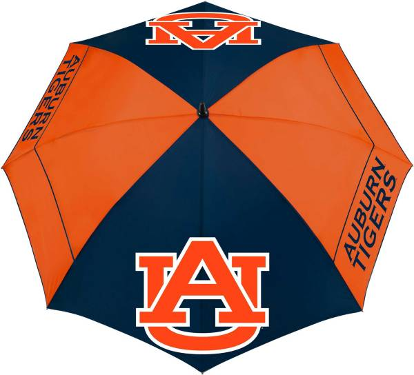 "Team Effort Auburn Tigers 62"" Windsheer Lite Golf Umbrella product image"