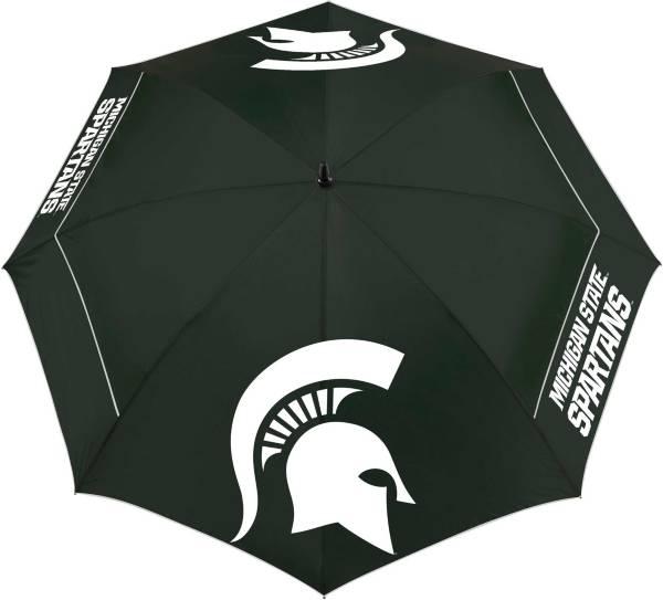 "Team Effort Michigan State Spartans 62"" Windsheer Lite Golf Umbrella product image"