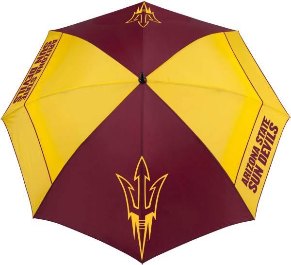 "Team Effort Arizona State Sun Devils 62"" Windsheer Lite Golf Umbrella product image"