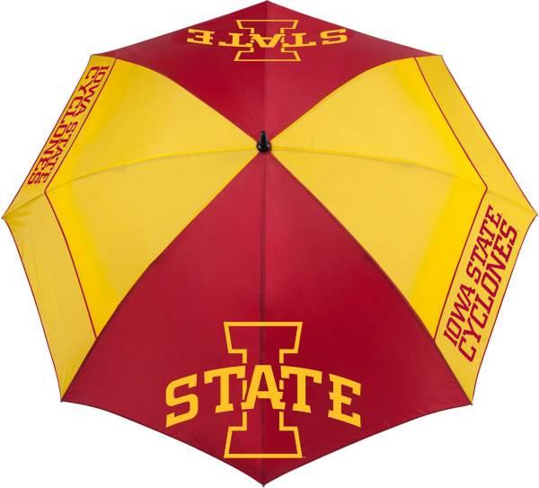 "Team Effort Iowa State Cyclones 62"" Windsheer Lite Golf Umbrella product image"