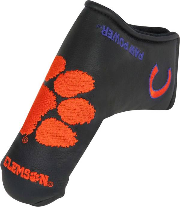Team Effort Clemson Tigers Blade Putter Headcover product image