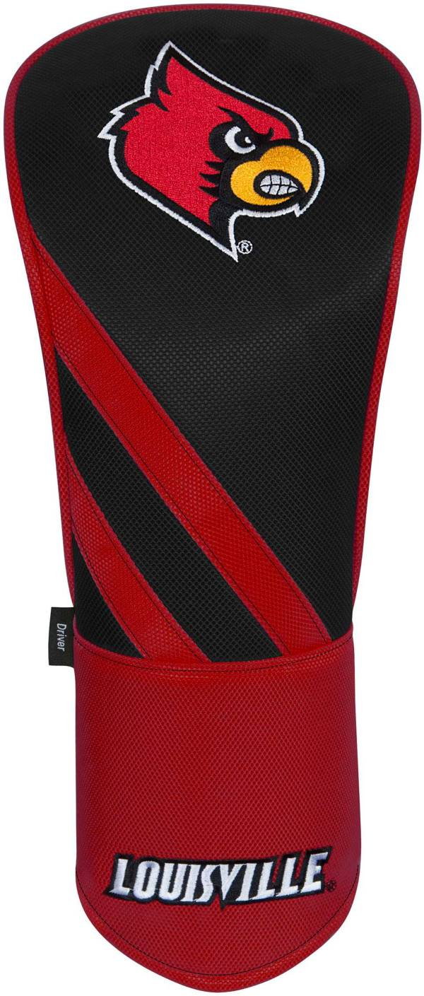 Team Effort Louisville Cardinals Driver Headcover product image