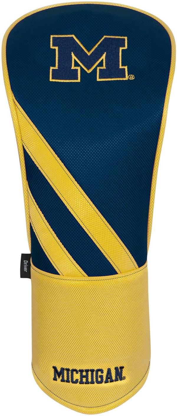 Team Effort Michigan Wolverines Driver Headcover product image