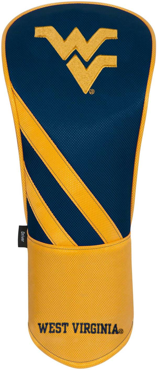 Team Effort West Virginia Mountaineers Driver Headcover product image