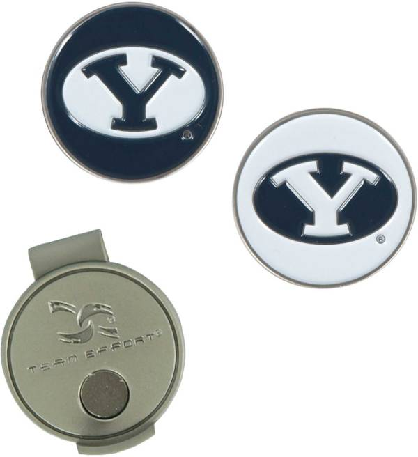 Team Effort BYU Cougars Hat Clip and Ball Markers Set product image