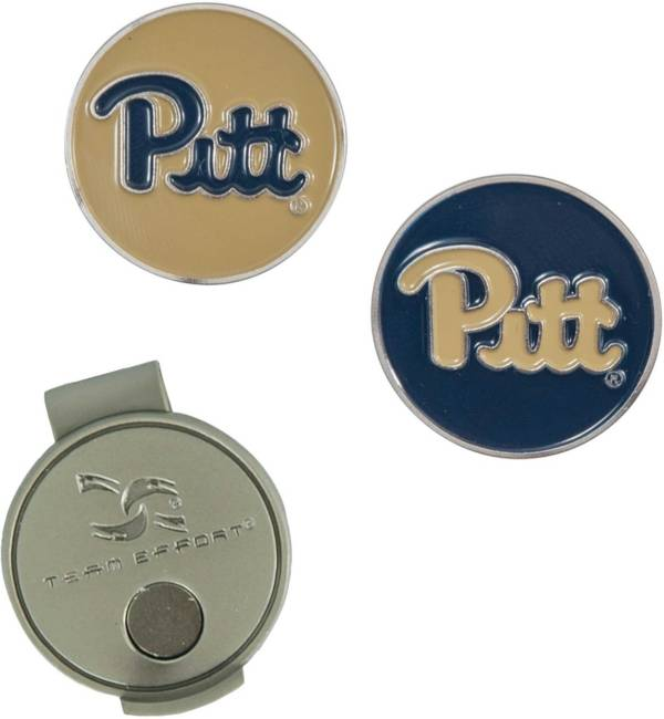 Team Effort Pitt Panthers Hat Clip and Ball Markers Set product image