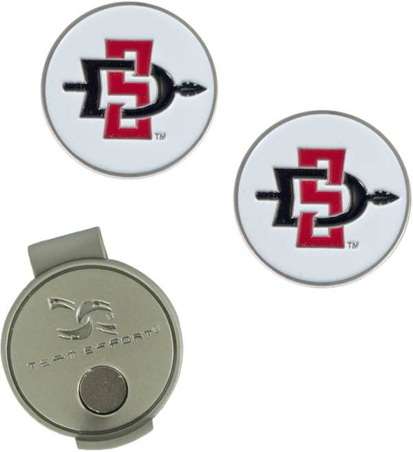 Team Effort San Diego State Aztecs Hat Clip and Ball Markers Set product image