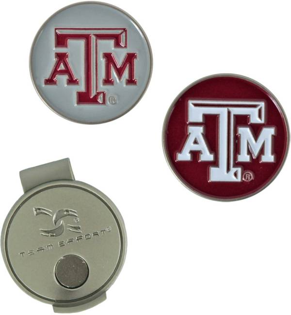 Team Effort Texas A&M Aggies Hat Clip and Ball Markers Set product image