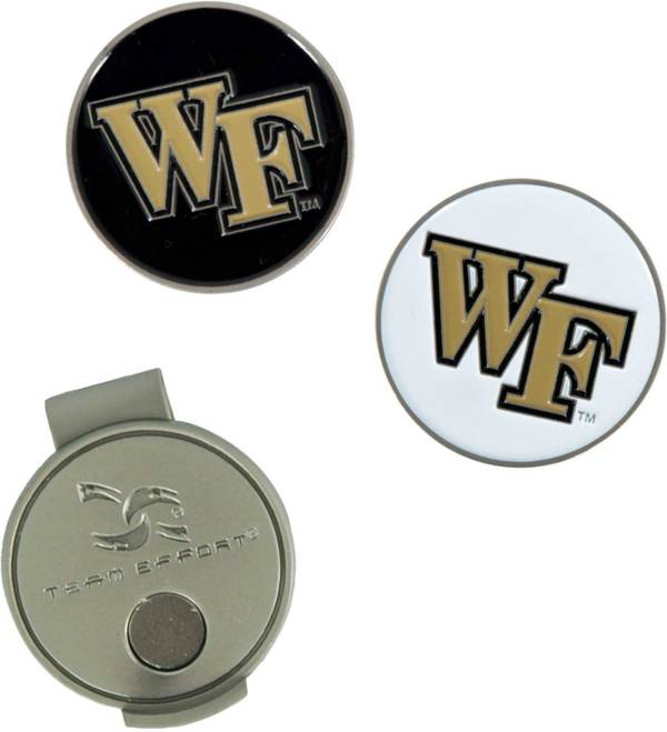 Team Effort Wake Forest Demon Deacons Hat Clip and Ball Markers Set product image